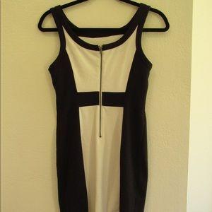 Forever 21 Dresses - Forever 21 Black and white dress